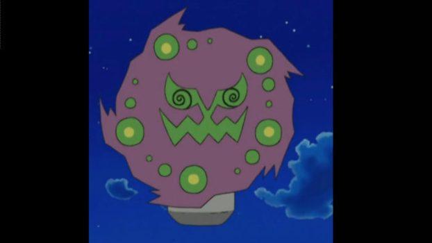 Spiritomb - Pokemon Diamond