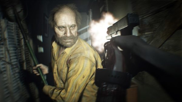 resident evil 7 is a lot like resident evil 1, horror
