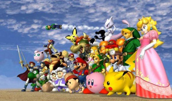 4. Super Smash Bros. Melee