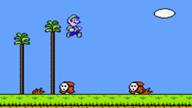 10. Super Mario Bros. 2
