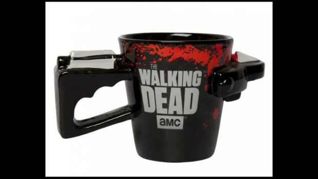 Daryl Dixon Crossbow Coffee Mug
