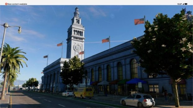 Ferry Building - Watch Dogs 2