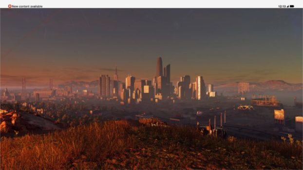 San Francisco - Dusk - Watch Dogs 2