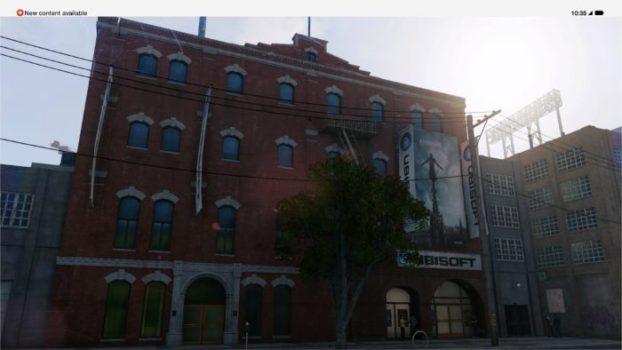 Ubisoft Headquarters - Watch Dogs 2