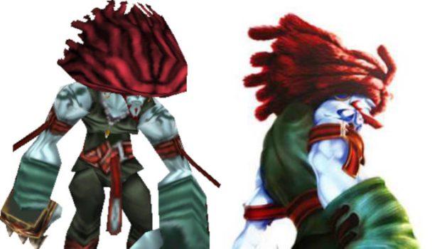 9. Amarant Coral - Final Fantasy IX