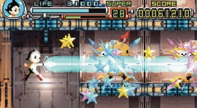 Astro Boy: Omega Factor (2004 – GBA)
