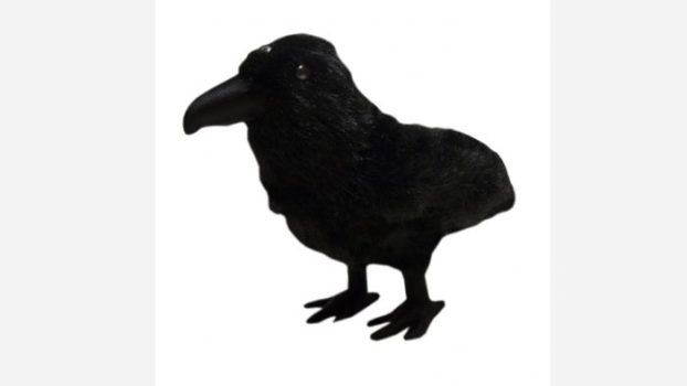 Three-Eyed Raven Plush