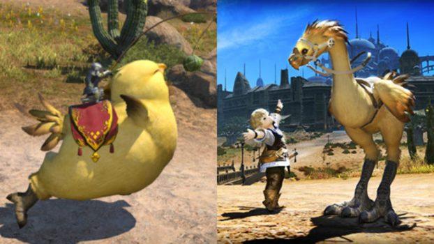 Final Fantasy XIV and Realm Reborn
