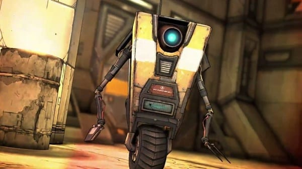 Claptrap - Backup Dancer