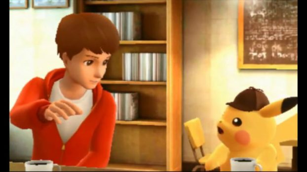Great Detective Pikachu: Birth of a New Duo (3DS, Japan) - 2016