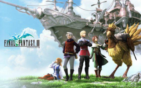 11. Final Fantasy III