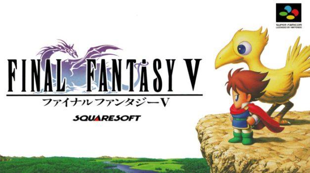 10. Final Fantasy V