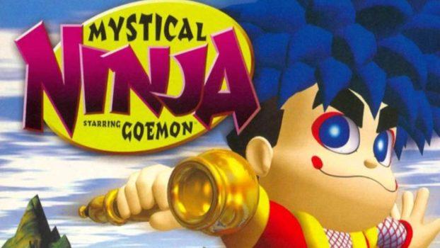 Mystical Ninja Starring Goemon