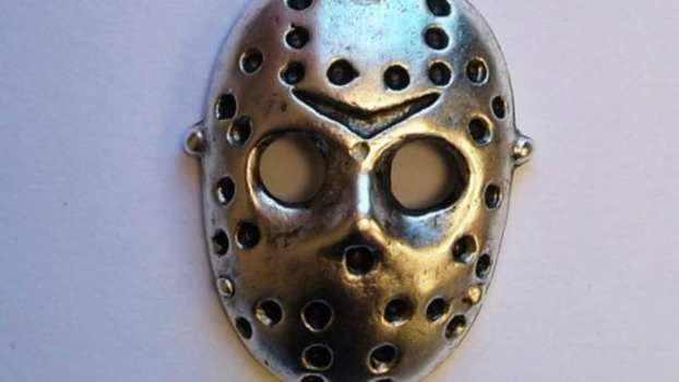 Friday the 13th Jason Voorhees Necklace
