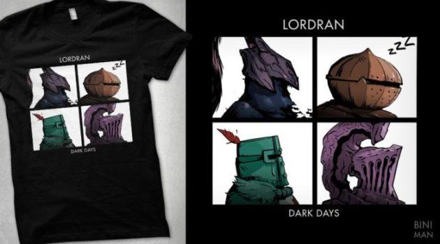 Lordan Dark Days T-Shirt