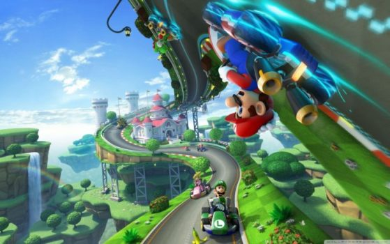 Mario Kart 8 - 88