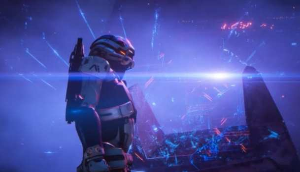 2785 CE - The Arks and Nexus Arrive In Andromeda, The Events Of Mass Effect: Andromeda Begin...