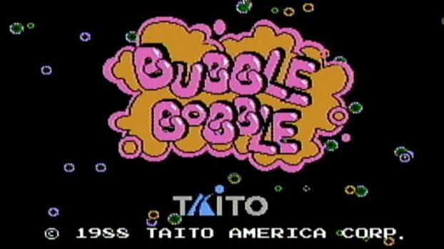 13. Bubble Bobble