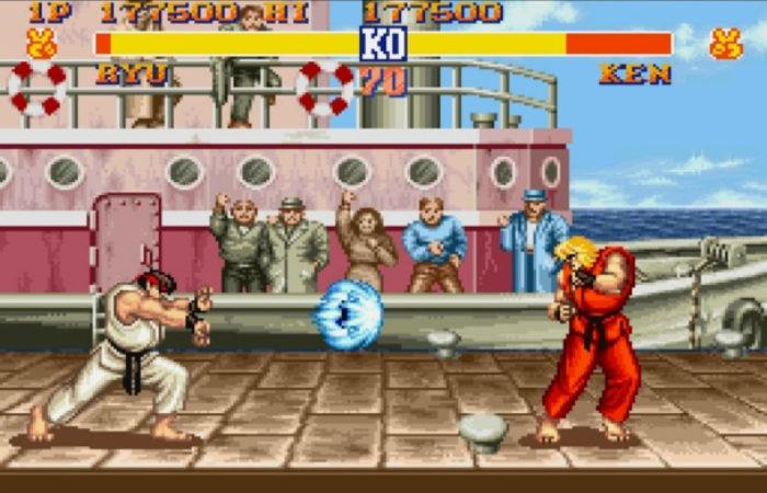 Street Fighter 2, games