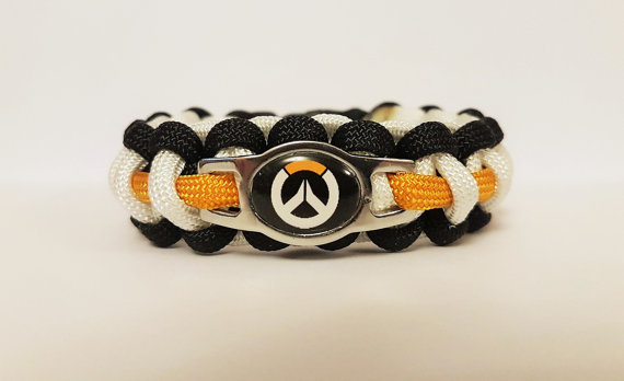 Overwatch Paracord Bracelet