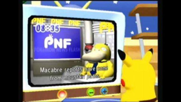 Pokemon Channel (GameCube) - 2003