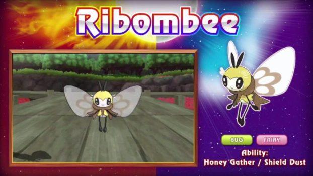 5. Ribombee