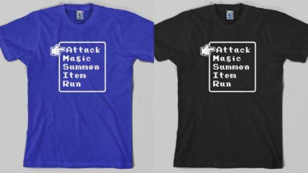 Battle Menu T-Shirt
