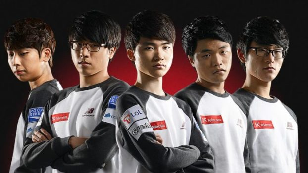 Best Esports Team - SK Telecom T1 (League of Legends)