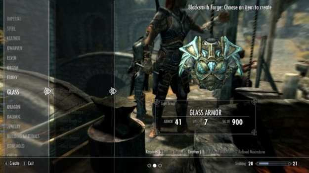 The Best Skyrim Special Edition Armor Mods on Xbox One, PS4