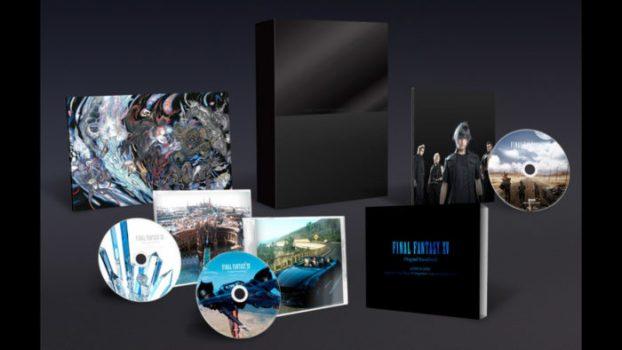 Final Fantasy XV Collector's Edition Soundtrack