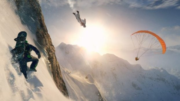 Steep (PS4) - January 2019
