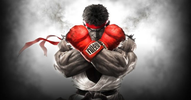 Best Fighting Game - Street Fighter V