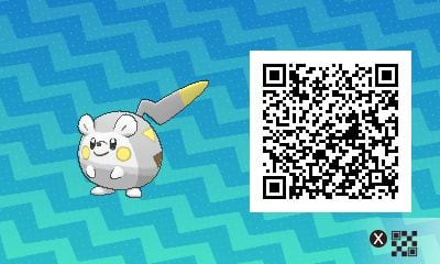 Pokemon Sun Amp Moon QR Codes For All New Alola Region Pokemon