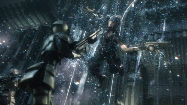 December 2006 - Final Fantasy Versus XIII Teaser Trailer Released