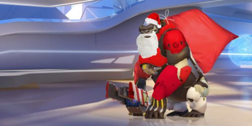 Winston Christmas Skin.8 Overwatch Holiday Skins We Want For Christmas 2016