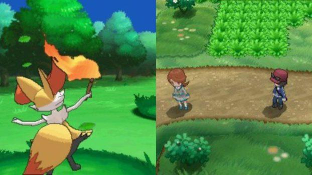 Pokemon X and Y (Nintendo 3DS) - 2013