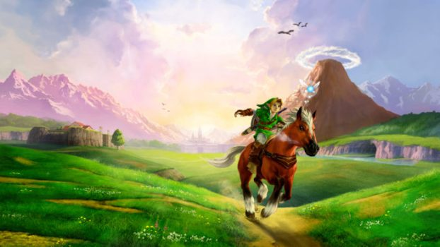 Hyrule - The Legend of Zelda