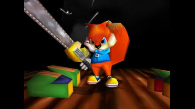 Conker's Bad Fur Day (2001)