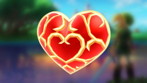 Heart Container - The Legend of Zelda