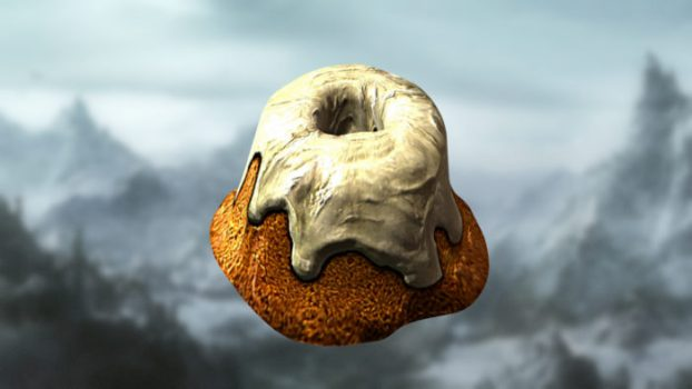 Sweet rolls from The Elder Scrolls V: Skyrim