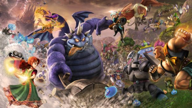 Dragon Quest Heroes I & II - March 3