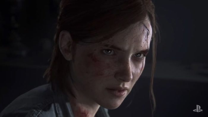 the last of us part ii, ps4, sony