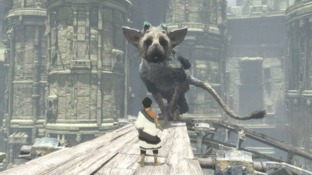 Boy & Trico (The Last Guardian)