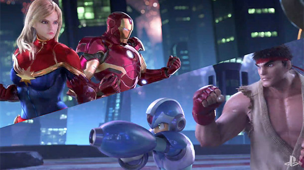 Marvel vs. Capcom: Infinite - Q4 (PS4, Xbox One, PC)