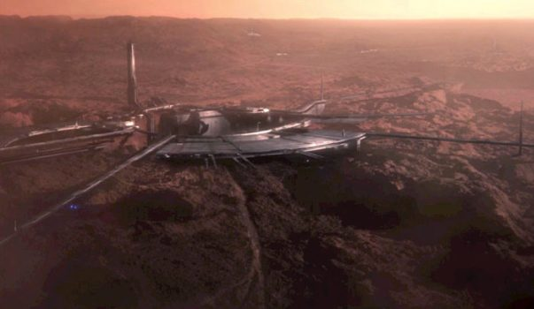 2148 CE - Martian Prothean Cache Discovered