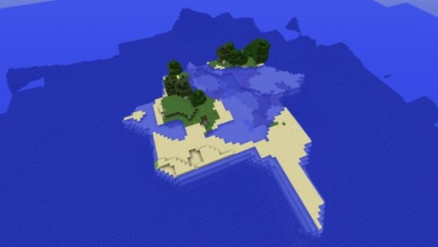 Top 5 Best Minecraft Survival Island Seeds for 1 9