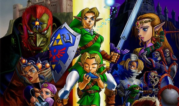The Fastest Ocarina of Time Speedrun is Just Over 17 Minutes