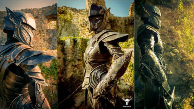 Ebony Armor