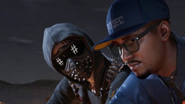 Marcus Holloway and Wrench (Watch Dogs 2)