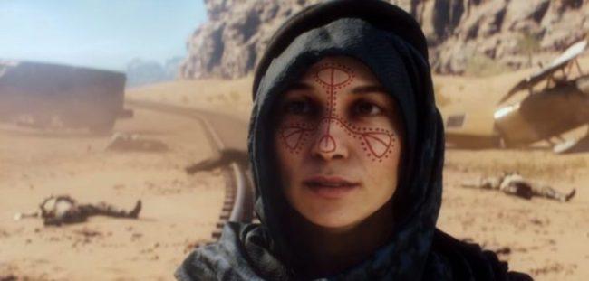 Zara Ghufran (Battlefield 1)